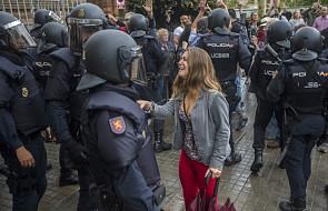 Władze Katalonii: 337 osób rannych w wyniku działań hiszpańskiej policji