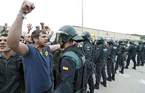 """""""Hiszpania odpowie przed międzynarodowymi sądami"""". 761 osób zostało rannych"""