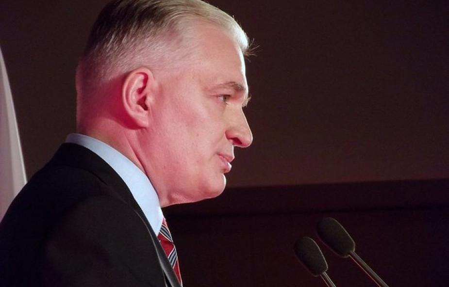Gowin: Polska Razem powoła nowe ugrupowanie, będące częścią obozu rządzącego