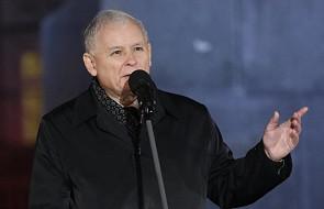 Kaczyński: wiosną 2018 r. powinny być pomniki smoleńskie i raport dot. katastrofy