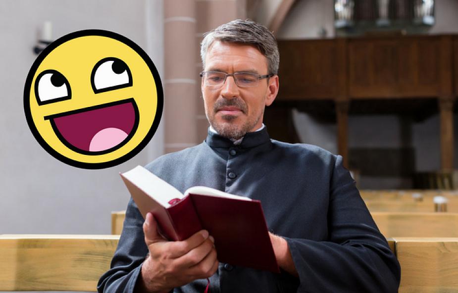 4 żarty, które na pewno znacie z katolickich kazań [KLASYKI]