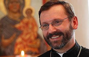 Abp Szewczuk: Franciszek codziennie modli się o pokój w Ukrainie