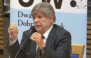 Szewach Weiss: było więcej Sprawiedliwych wśród Narodów Świata niż wiadomo oficjalnie