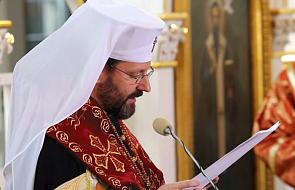 Abp Światosław Szewczuk do Franciszka: dzieci oczekują wizyty swego Ojca