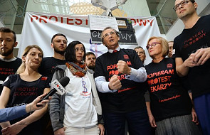 Hamankiewicz: zwróciliśmy się do międzynarodowych organizacji ws. protestu lekarzy