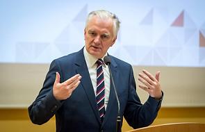 Jarosław Gowin: w piątek ogłosimy powstanie nowej formacji politycznej