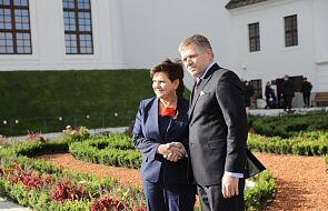 Premier Szydło rozpoczęła wizytę na Słowacji. Bierze udział w Szczycie Konsumenckim