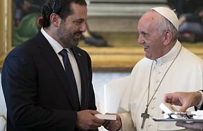 Watykan: Franciszek zaproszony do Libanu