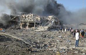 Somalia: ponad 50 ofiar śmiertelnych zamachów w Mogadiszu