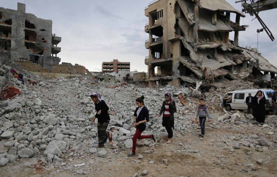 Syria: rozpoczęto ostateczną fazę odbicia Ar-Rakki z rąk dżihadystów