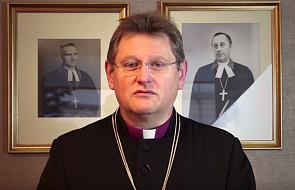 Bp Samiec o współpracy katolików i luteran oraz jubileuszu 500-lecia reformacji