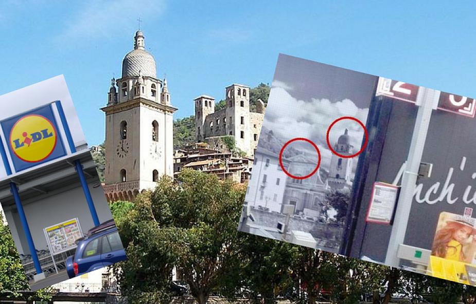 """Lidl ponownie usunął krzyż z fotografii. """"To część strategii promocyjnej"""""""