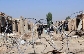Afganistan: co najmniej 43 żołnierzy zabitych w ataku talibów