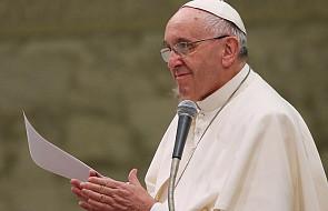 Papież: chrześcijanie, którzy walczą o władzę, nie uświęcają imienia Boga