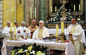 Hieronim Fokciński SJ obchodził w Watykanie 80 urodziny