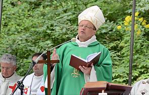 Abp Ryś: Kościoła nie może budować człowiek, który nie wie, co to jest grzech