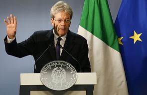 """Premier Włoch: nasz kraj postrzegany w UE jako wzór w kwestii migracji. """"Sami nie damy rady"""""""