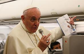Franciszek przestrzega: oto złoty cielec naszych czasów