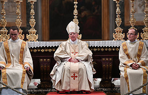 """""""Od kiedy zaczął się proces Reformacji, zaczęła się też pewna degradacja człowieka"""""""