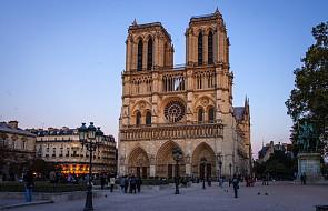 """Pszczoły pracują na dachu katedry Notre-Dame. """"W tym roku powinny dać 26 kg miodu"""""""