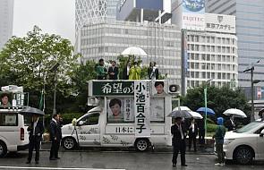 Do Japonii zbliża się tajfun, może uderzyć w dniu wyborów