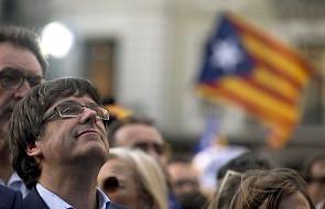 """Szef rządu Katalonii: plany premiera Hiszpanii Mariano Rajoya to """"atak na demokrację"""""""