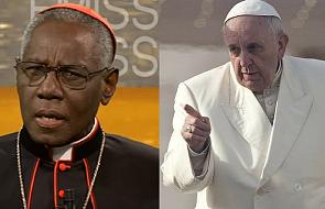 Papież poprawia kard. Saraha. Zmiany liturgiczne są głębsze niż wskazywał hierarcha