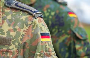 Niemcy: Bundeswehra zwolniła 18 osób za skrajnie prawicowe poglądy
