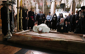 Papież do patriarchy Teofila: w Jerozolimie wszyscy powinni żyć w pokoju