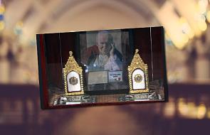 Skradziono relikwie dwóch wielkich polskich świętych