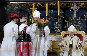 Abp Ryś: jestem dłużnikiem Kościoła krakowskiego