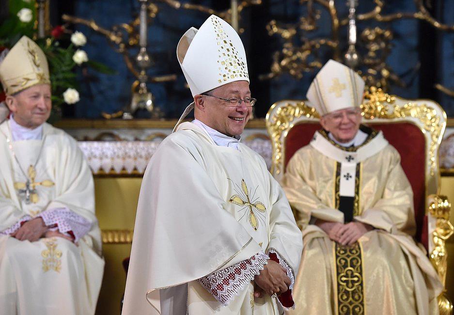 Tak Kraków żegnał abpa Grzegorza Rysia [GALERIA] - zdjęcie w treści artykułu nr 6