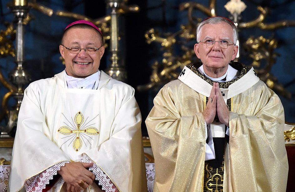 Tak Kraków żegnał abpa Grzegorza Rysia [GALERIA] - zdjęcie w treści artykułu nr 4