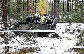 Finlandia: czterech zabitych w zderzeniu pociągu i pojazdu wojskowego. Do kolizji doszło ok. godz. 8
