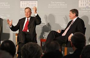 Były prezydent George H.W. Bush oskarżony o molestowanie seksualne