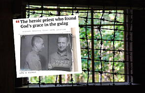 Mało znana historia jezuity, który w sowieckim łagrze głosił wiarę w dobrego Boga