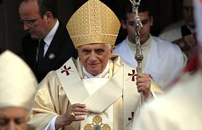 Sutanna Benedykta XVI trafiła do Centrum Studiów Ratzingera