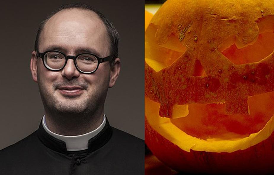 """Ks. Jan Kaczkowski o Halloween. """"Strzelamy z armaty do dyni, a..."""""""