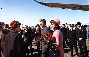 """USA: """"dziwny telefon"""" ożywił spiskowe teorie zamachu na prezydenta Kennedy'ego"""