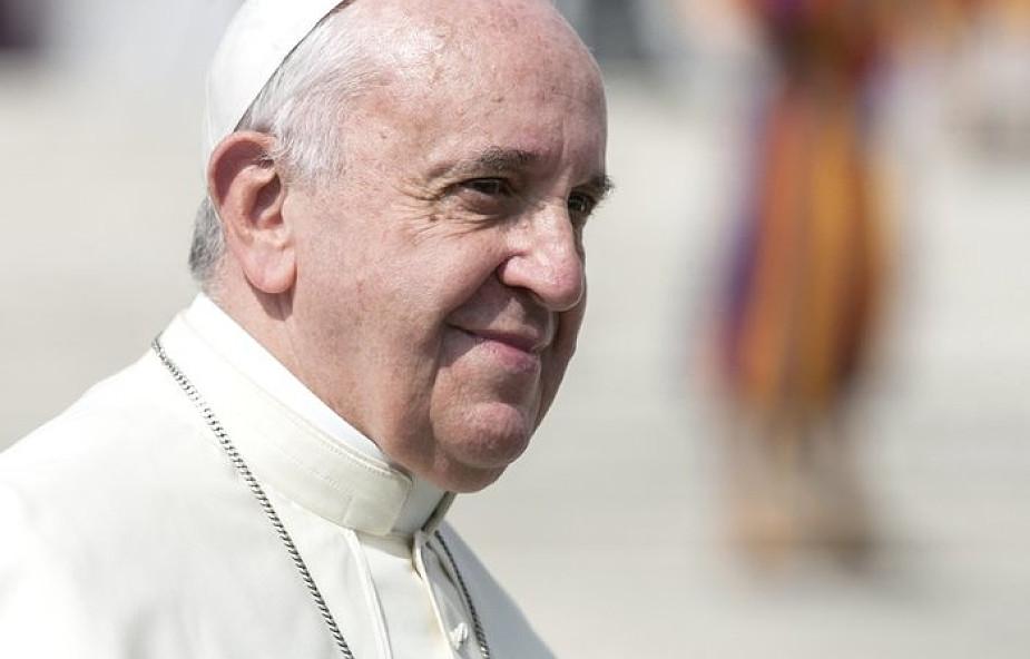 Papież Franciszek podziękował producentom wyjątkowego filmu z jego udziałem