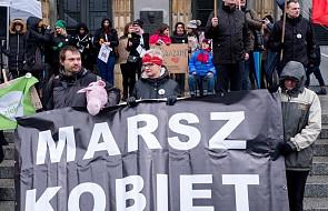 """Marsz Kobiet w Katowicach: """"naprawdę jesteśmy w stanie zrobić bardzo dużo"""""""