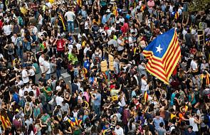 Hiszpania: 300 tys. uczestników demonstracji w Barcelonie