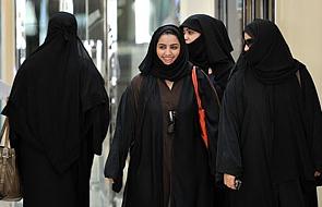Arabia Saudyjska: kobiety będą mogły oglądać zawody sportowe