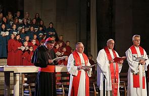 """""""Reformacja powinna być prośbą do Ducha Św., aby nas zmieniał i kształtował"""""""