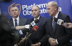 PO: dotarliśmy do materiałów, które obciążają PiS za reprywatyzację warszawską