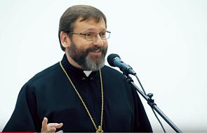 """Abp S. Szewczuk w Londynie: """"Ukraina jest «spichlerzem» Europy, który chce obsiać Zachód Słowem Bożym"""""""