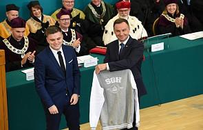 Prezydent Andrzej Duda: proszę o nastawienie na budowanie Rzeczypospolitej
