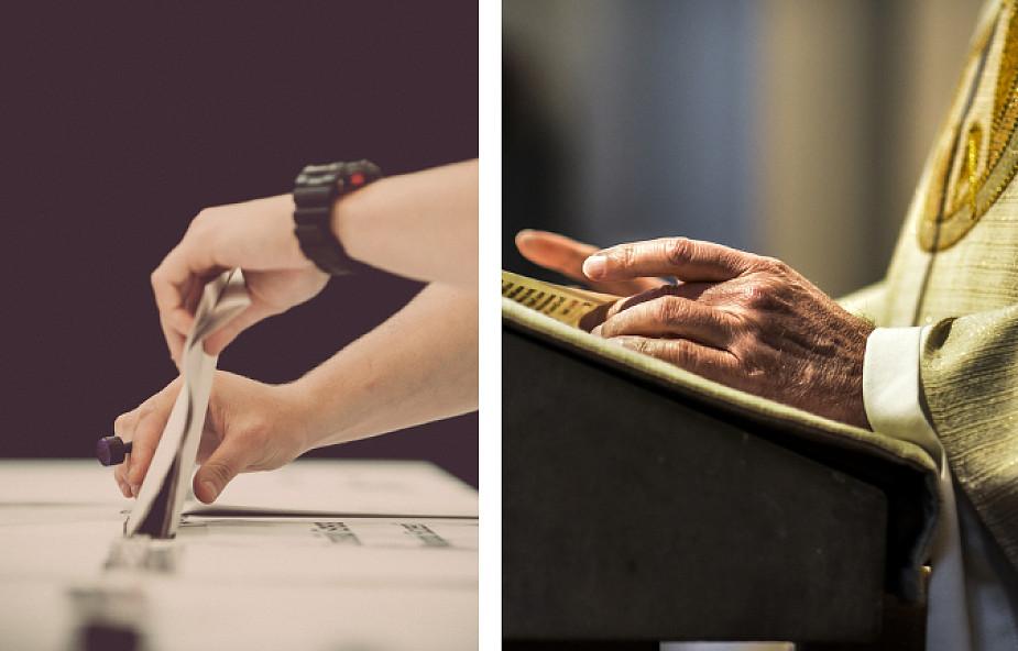 Lokal wyborczy w kościele: poważne nadużycie czy obrona demokracji? [WIDEO]