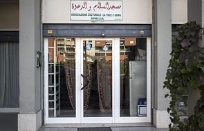 Włochy: kolejny nielegalny meczet zamknięty w Rzymie