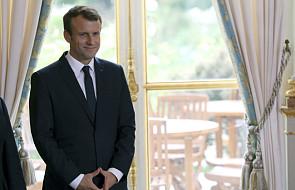 Francja: wulgarne słowa Macrona pod adresem bezrobotnych